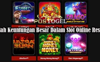 Inilah Keuntungan Besar Dalam Slot Online Resmi