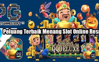 Peluang Terbaik Menang Slot Online Resmi